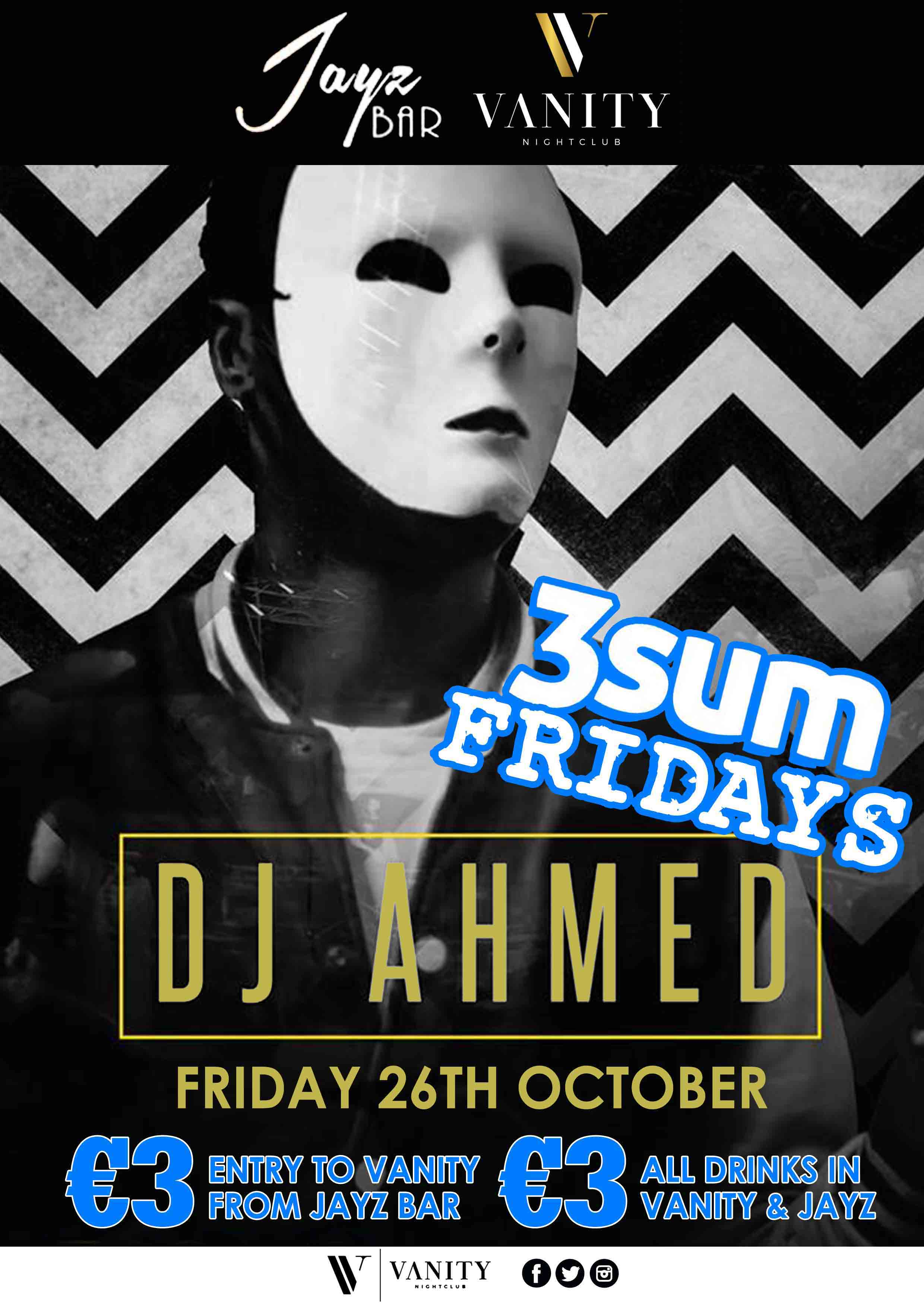 DJ Ahmed