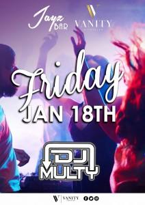Friday Jan 18th