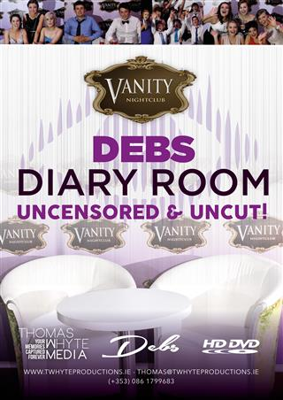 Vanity Debs Diary Room Poster (Mobile)